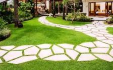 Как правильно сделать садовую дорожку