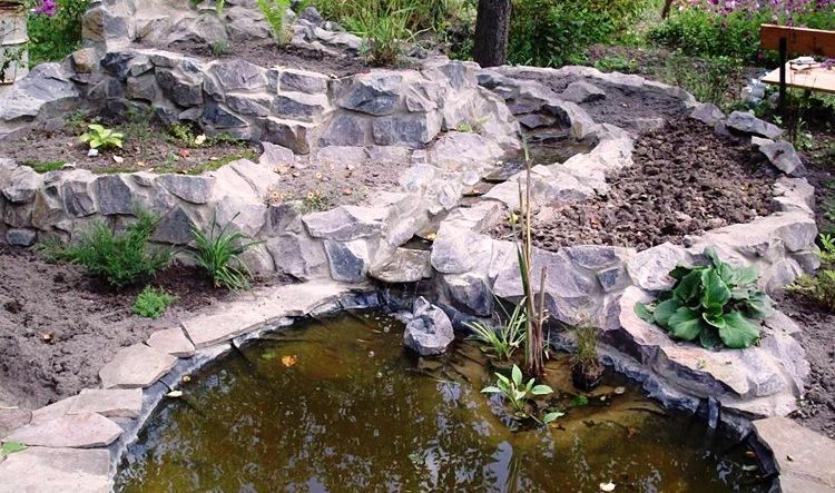 Использование природного камня в ландшафтном дизайне