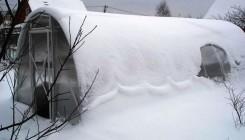 Советы садоводам: готовим теплицу к зиме